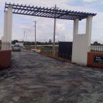 Sai Royal Enclave Entrance
