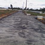 Sai Royal Enclave Road Construction